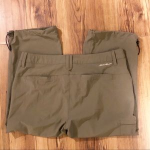 Eddie Bauer Outdoor Adventure Capris Pants